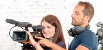 empleo en audiovisuales