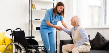funciones auxiliar enfermería