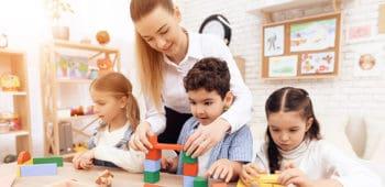 funciones del educador infantil