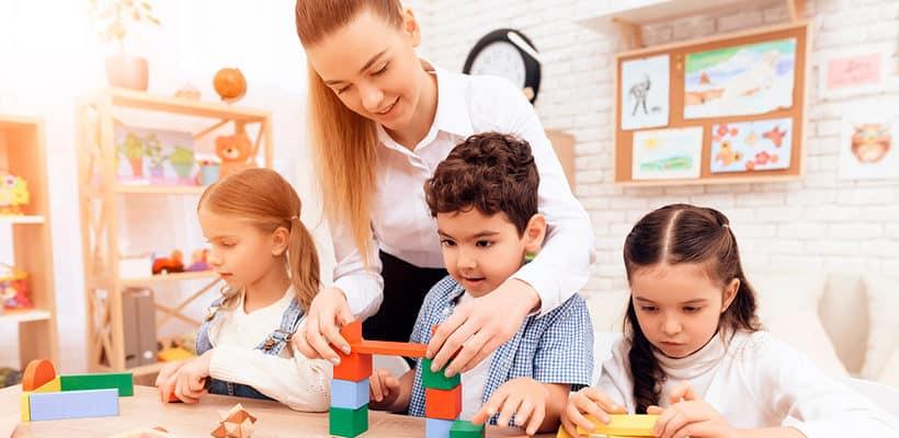 ventajas de un curso de educación infantil a distancia