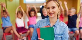 educación infantil Galicia - curso