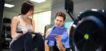 curso entrenador personal online - formación a distancia