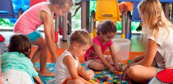 educación infantil Madrid - curso de educación infantil